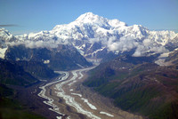 Denali and Tokositna Glacier